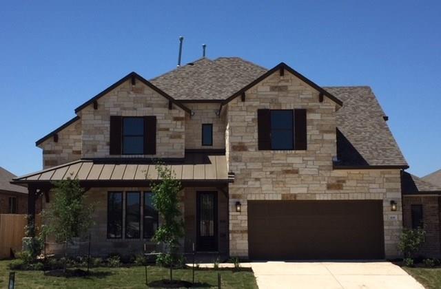 109 Dorado St, Georgetown, TX 78628 (#3197677) :: Forte Properties