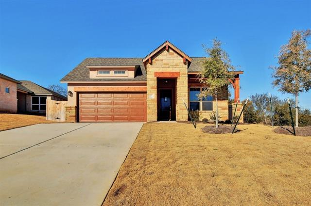 127 Creek Point Dr, Georgetown, TX 78628 (#3659777) :: The ZinaSells Group