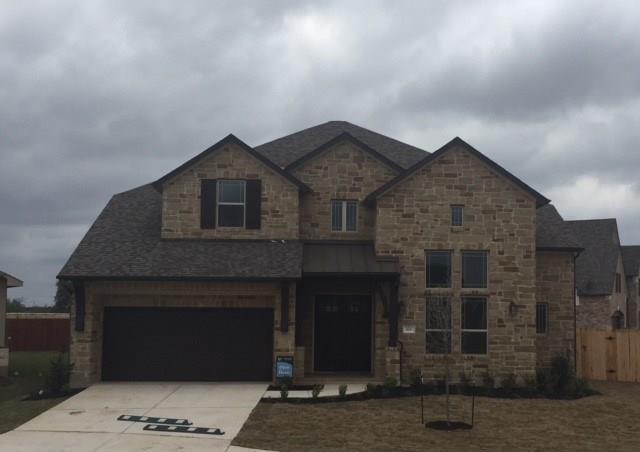 100 Millard Cv, Georgetown, TX 78628 (#8889156) :: Forte Properties