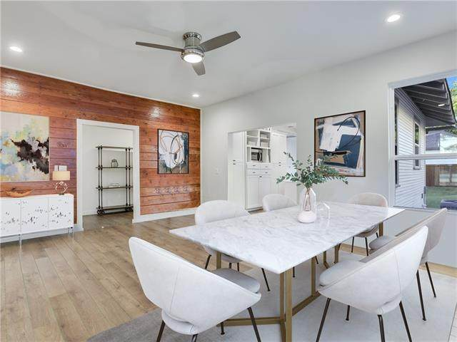 1106 Morrow St #1, Austin, TX 78757 (#5387495) :: Front Real Estate Co.