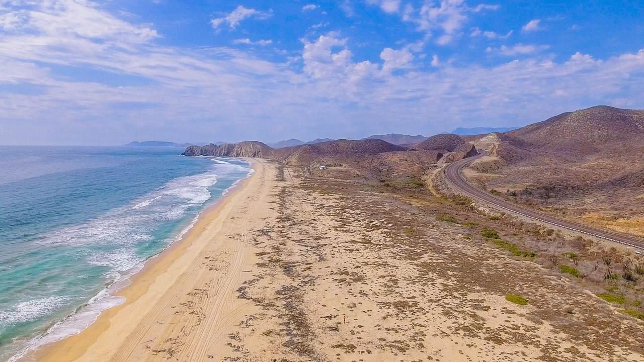 Oceanfront Lot A Elias Calles - Photo 1