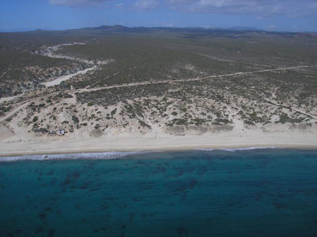 Camino Vecindal, East Cape, BS  (MLS #16-1705) :: Los Cabos Agent