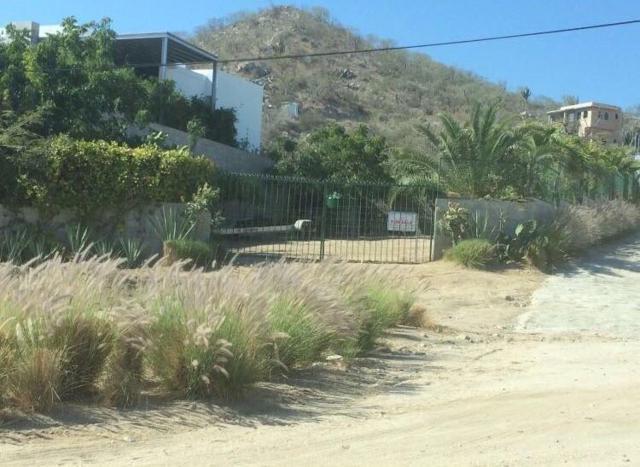 Camino A La Vista, Cabo Corridor, BS  (MLS #17-1539) :: Los Cabos Agent