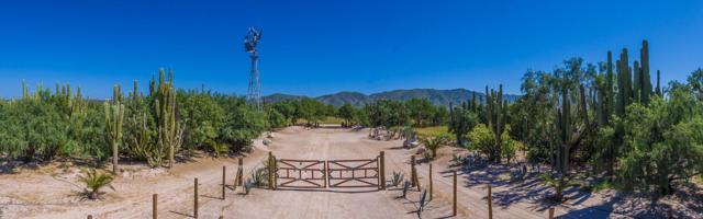 Carretera San Pedro Km 47, La Paz, BS  (MLS #17-813) :: Los Cabos Agent