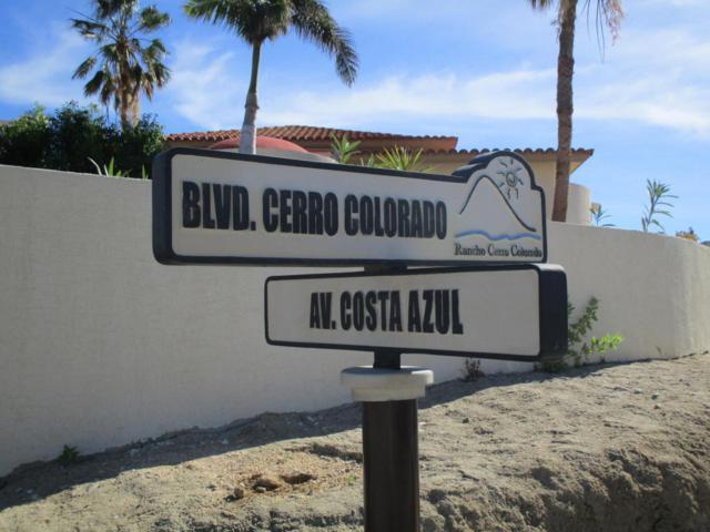 Blvd Cerro Colorado, San Jose Corridor, BS  (MLS #18-189) :: Los Cabos Agent
