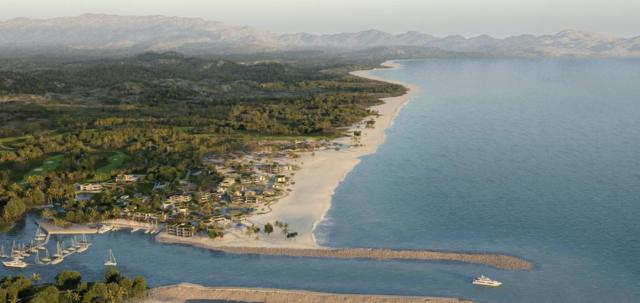 LOT 18 Isla Santa Rosa, East Cape, BS  (MLS #18-2012) :: Los Cabos Agent