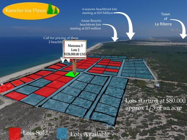 Mnz5 lot 2 Calle Sin Nombre, East Cape, BS  (MLS #18-2187) :: Los Cabos Agent