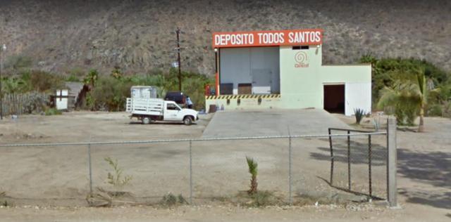 Carretera Todos Santos-La Paz, Pacific, BS  (MLS #18-2661) :: Los Cabos Agent