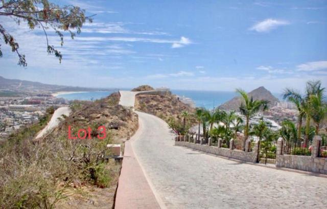 3 Camino Bonito Ote Y Camino Gde, Cabo San Lucas, BS  (MLS #18-2821) :: Los Cabos Agent