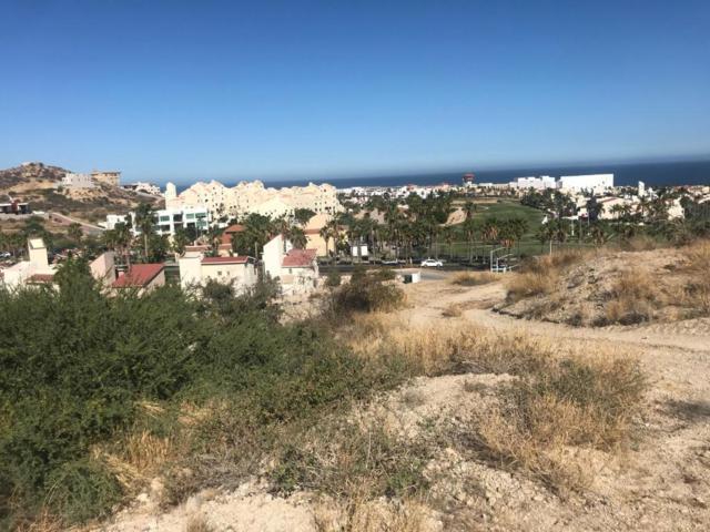 La Cima, San Jose del Cabo, BS  (MLS #18-967) :: Los Cabos Agent