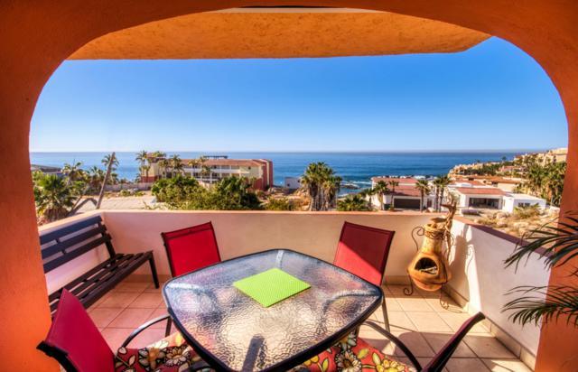 Ocean View Calafia Condo #139, Cabo Corridor, BS  (MLS #19-1015) :: Los Cabos Agent