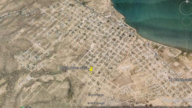 LOTE 1 MZA Calle Tercera Y Choya, La Paz, BS  (MLS #19-1428) :: Los Cabos Agent