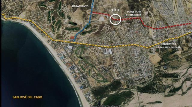 Blvrd Forjadores, San Jose del Cabo, BS  (MLS #19-1523) :: Own In Cabo Real Estate
