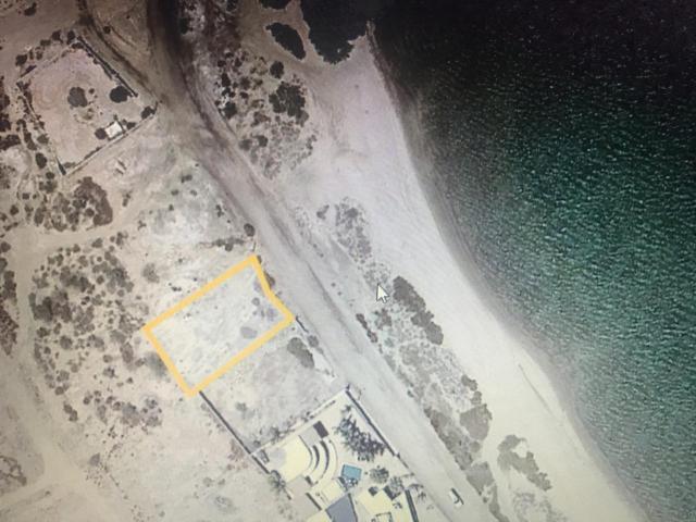 Paseo Costero Playa Centenario Lote 4, La Paz, BS  (MLS #19-1593) :: Los Cabos Agent