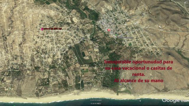 Lote 10 Calle Sin Nombre Lote 10, La Paz, BS  (MLS #19-1637) :: Los Cabos Agent