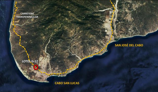 Lot G-12 A, Cabo San Lucas, BS  (MLS #19-1804) :: Coldwell Banker Riveras