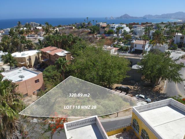 Lot 118 Paseo De Los Cabos Mnz 2, Cabo Corridor, BS  (MLS #19-2080) :: Los Cabos Agent
