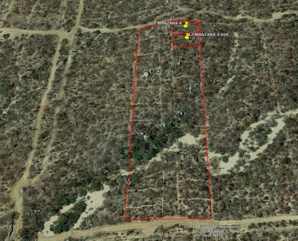 Lot 2 Block 4, Cabo Corridor, BS  (MLS #19-230) :: Los Cabos Agent