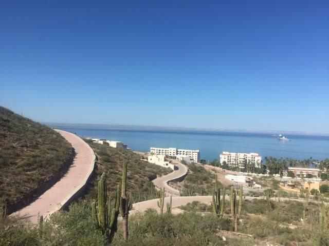 Camino Del Marmol Lot 13 Block 6, La Paz, BS  (MLS #19-2620) :: Los Cabos Agent