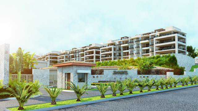 Tramonti 3 Story Bld Private Garden 1st Floor #3106, Cabo Corridor, BS  (MLS #19-2673) :: Los Cabos Agent