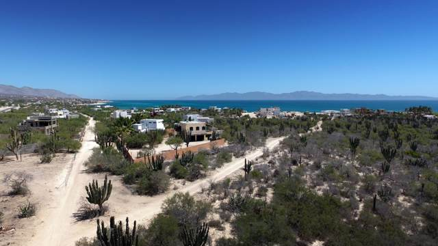 La Ventana Lot 8, La Paz, BS  (MLS #19-2911) :: Los Cabos Agent