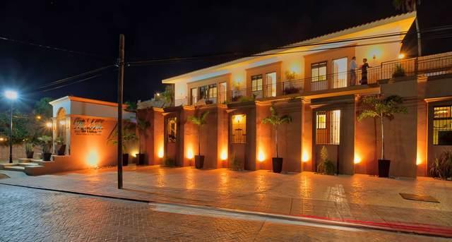 Unit# 8 Hidalgo & Pilar Streets Centro Historico #8, Pacific, BS  (MLS #19-2969) :: Los Cabos Agent