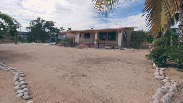 Casa Miramar, La Paz, BS  (MLS #19-3110) :: Los Cabos Agent