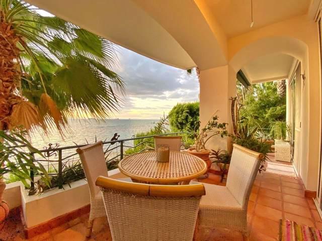 La Concha Suite & Beach Resort #201, La Paz, BS  (MLS #19-3190) :: Los Cabos Agent