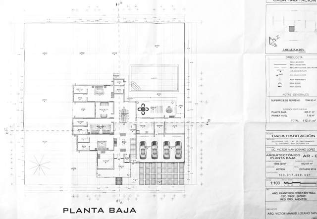 Lot 1 Calle 18 & Bonfil, La Paz, BS  (MLS #19-3280) :: Los Cabos Agent
