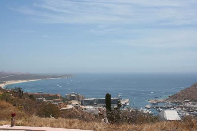 Lot 2/48 Camino Del Cielo Heights, Cabo San Lucas, BS  (MLS #19-3320) :: Los Cabos Agent