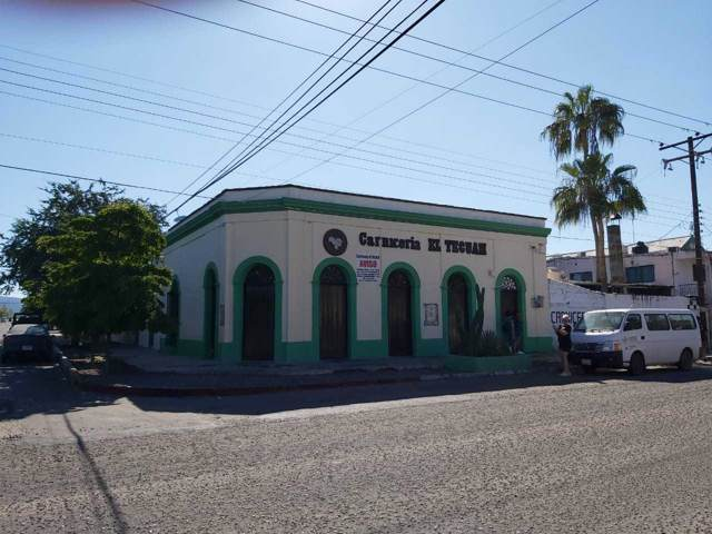 203 Revolucion Y Juarez, La Paz, BS  (MLS #19-3533) :: Los Cabos Agent