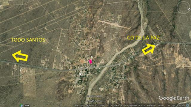 San Pedro Bcs, La Paz, BS  (MLS #19-901) :: Los Cabos Agent