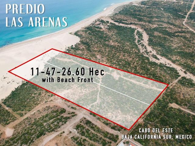 Las Arenas, East Cape, BS  (MLS #19-999) :: Los Cabos Agent