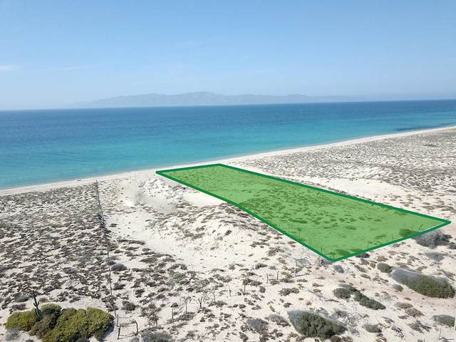 Lot 164, La Paz, BS  (MLS #20-1053) :: Own In Cabo Real Estate