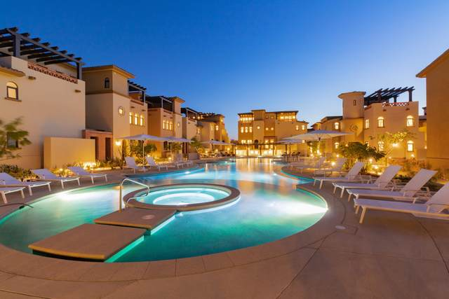 Predio Paraiso Escondido Phase 1B, Pacific, BS  (MLS #20-1062) :: Los Cabos Agent