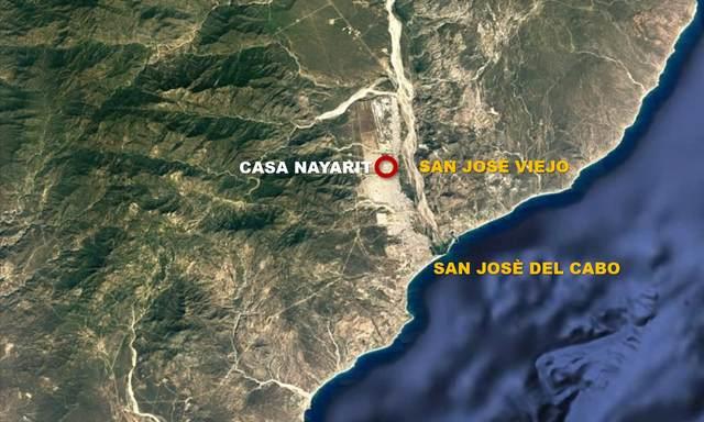 Casa Nayarit, San Jose del Cabo, BS  (MLS #20-1103) :: Los Cabos Agent