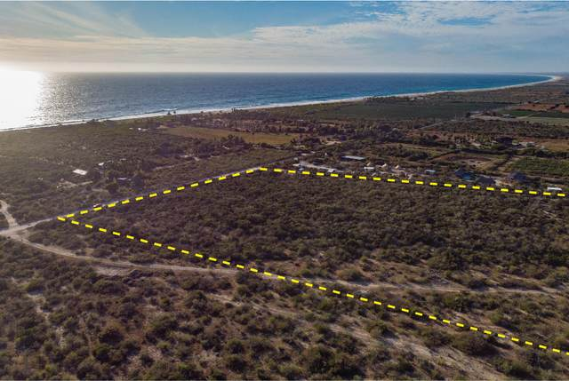 Todos Santos, Pacific, BS  (MLS #20-1115) :: Coldwell Banker Riveras