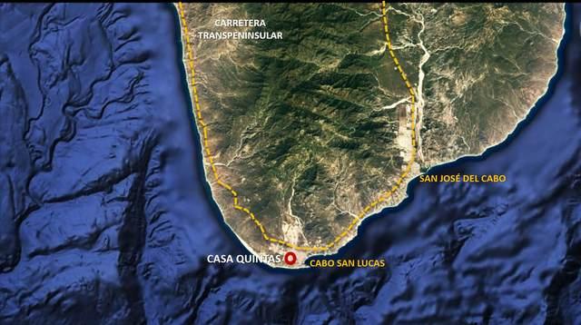 Casa Quintas, Cabo San Lucas, BS  (MLS #20-1120) :: Los Cabos Agent