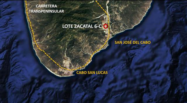Lot Zacatal 6-C, San Jose del Cabo, BS  (MLS #20-1162) :: Own In Cabo Real Estate