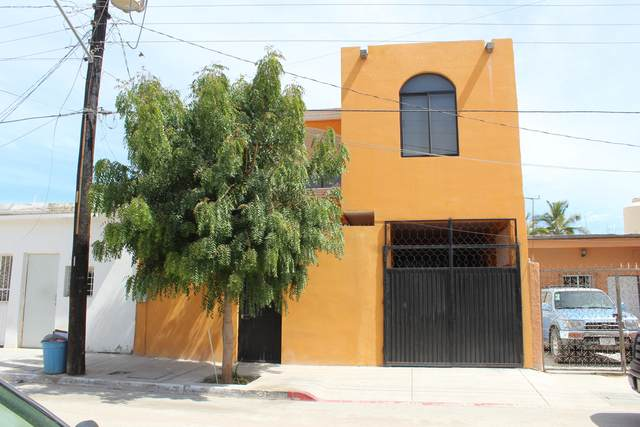 117 Benito Estrada, Col Revolucion, La Paz, BS  (MLS #20-1242) :: Own In Cabo Real Estate