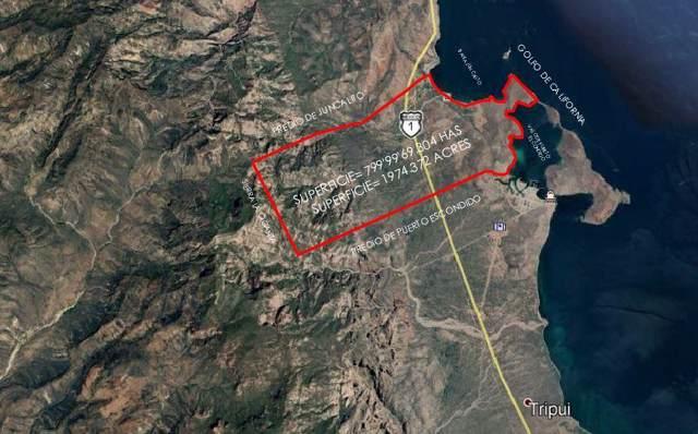 S/N Carretera Transp. Km 96 23894, Loreto, BS  (MLS #20-131) :: Los Cabos Agent