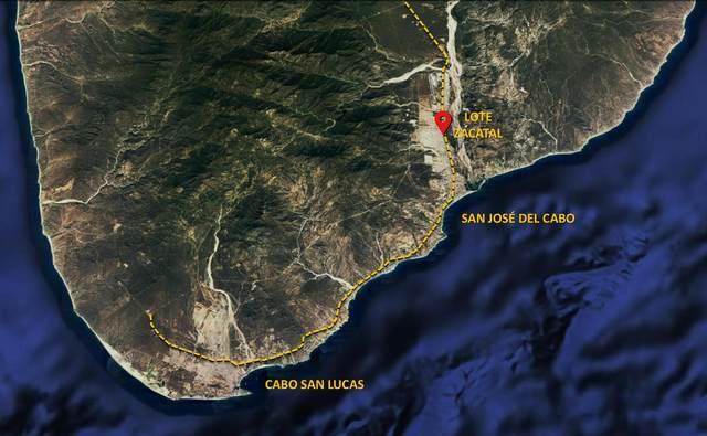 Lote Zaragoza, San Jose del Cabo, BS  (MLS #20-1366) :: Ronival