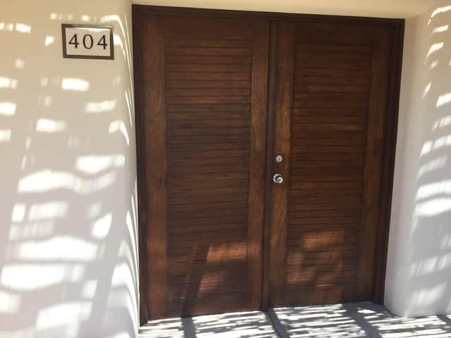 Pueblo Marinero #404, La Paz, BS  (MLS #20-1369) :: Coldwell Banker Riveras