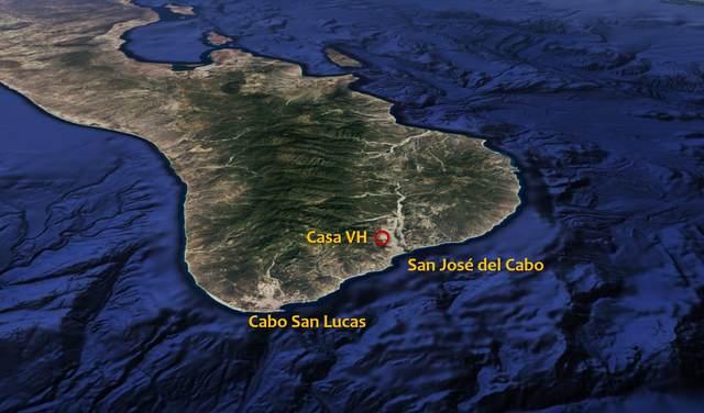 Casa Vista Hermosa, San Jose del Cabo, BS  (MLS #20-1412) :: Ronival