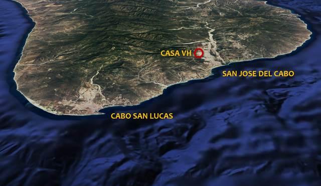 Casa Vh - 19, San Jose del Cabo, BS  (MLS #20-1630) :: Ronival