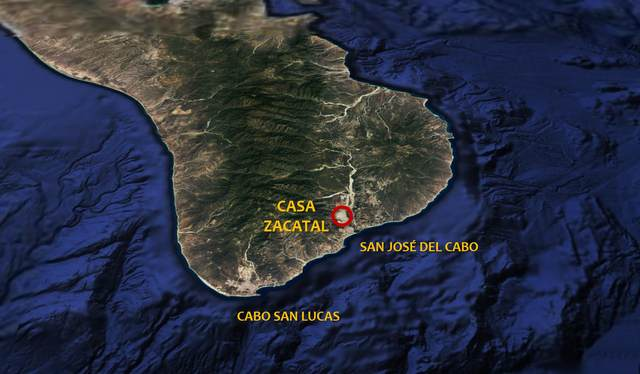Casa Zacatal, San Jose del Cabo, BS  (MLS #20-1672) :: Own In Cabo Real Estate