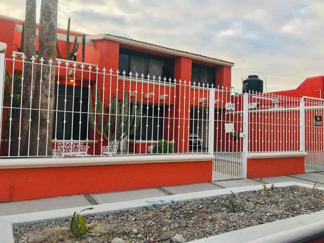 2477 I. Madero E/ Marquez Y Legaspi, La Paz, BS  (MLS #20-1675) :: Own In Cabo Real Estate