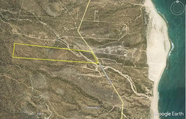 Camino Costero Lot G Boca De Salado, East Cape, BS  (MLS #20-1781) :: Coldwell Banker Riveras