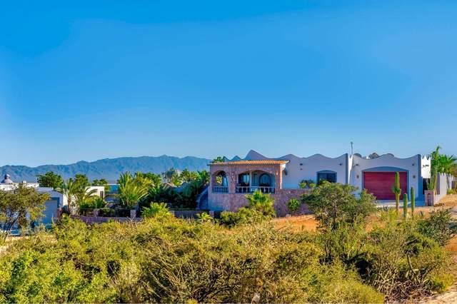Calle Tiburon, La Paz, BS  (MLS #20-1857) :: Coldwell Banker Riveras