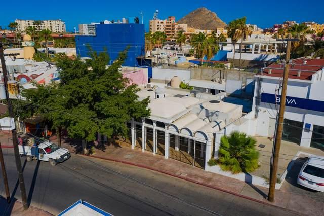 Av. Lazaro Cardenas Y Vicenteg, Cabo San Lucas, BS  (MLS #20-2021) :: Coldwell Banker Riveras
